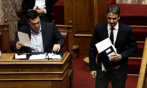 Άγρια κόντρα Νέας Δημοκρατίας - ΣΥΡΙΖΑ για τον Πρόεδρο της Δημοκρατίας