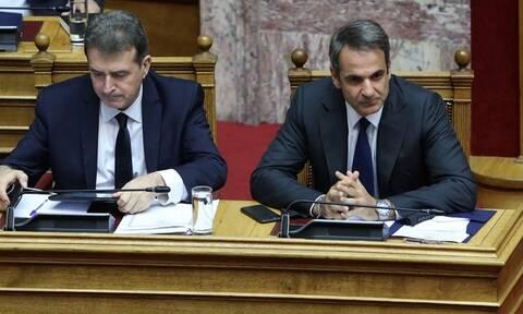 Καιρός: Έξαλλος ο Μητσοτάκης με το χάος στην Αθηνών - Λαμίας - «Πείτε μου ποιος φταίει»
