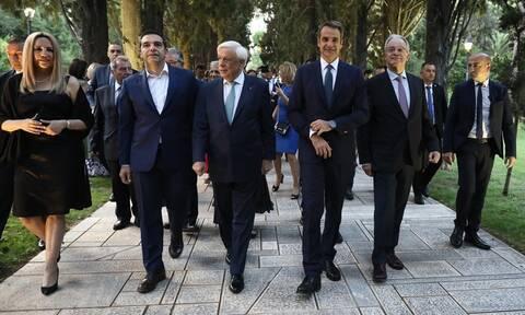 Πολιτική ανασκόπηση 2019: Από τον Αλέξη στον Κυριάκο και από τις Πρέσπες στην ανατολική Μεσόγειο