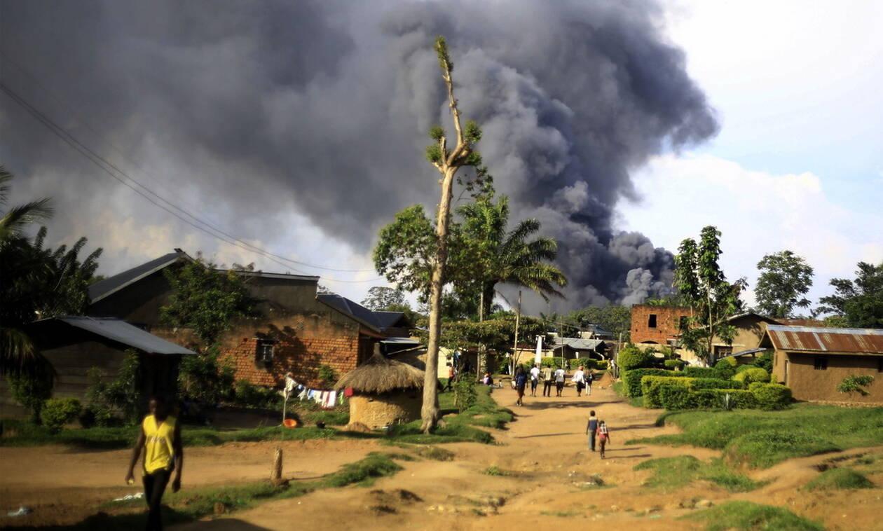 Λ. Δ. Κονγκό: Είκοσι πολίτες σφαγιάστηκαν σε επίθεση της ισλαμιστικής οργάνωσης ADF