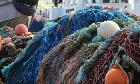 Έπαθε ΣΟΚ ο ψαράς στην Κυλλήνη όταν κοίταξε τα δίχτυα του (pics)