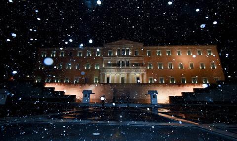 Καιρός: Πλησιάζει νέα ισχυρή κακοκαιρία - Χιόνια και στο κέντρο της Αθήνας;