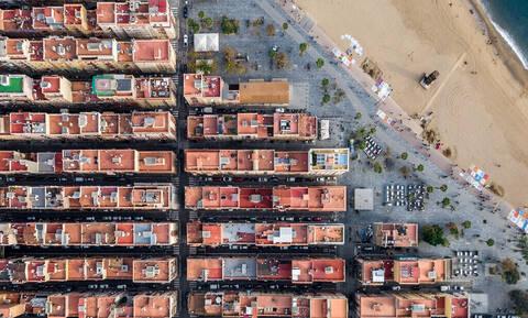 Αυτή είναι η πόλη με την απόλυτη συμμετρία