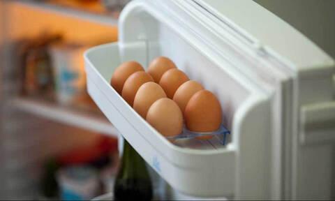 Βάζεις τα αβγά στο ψυγείο; Καλύτερα να μάθεις κάτι