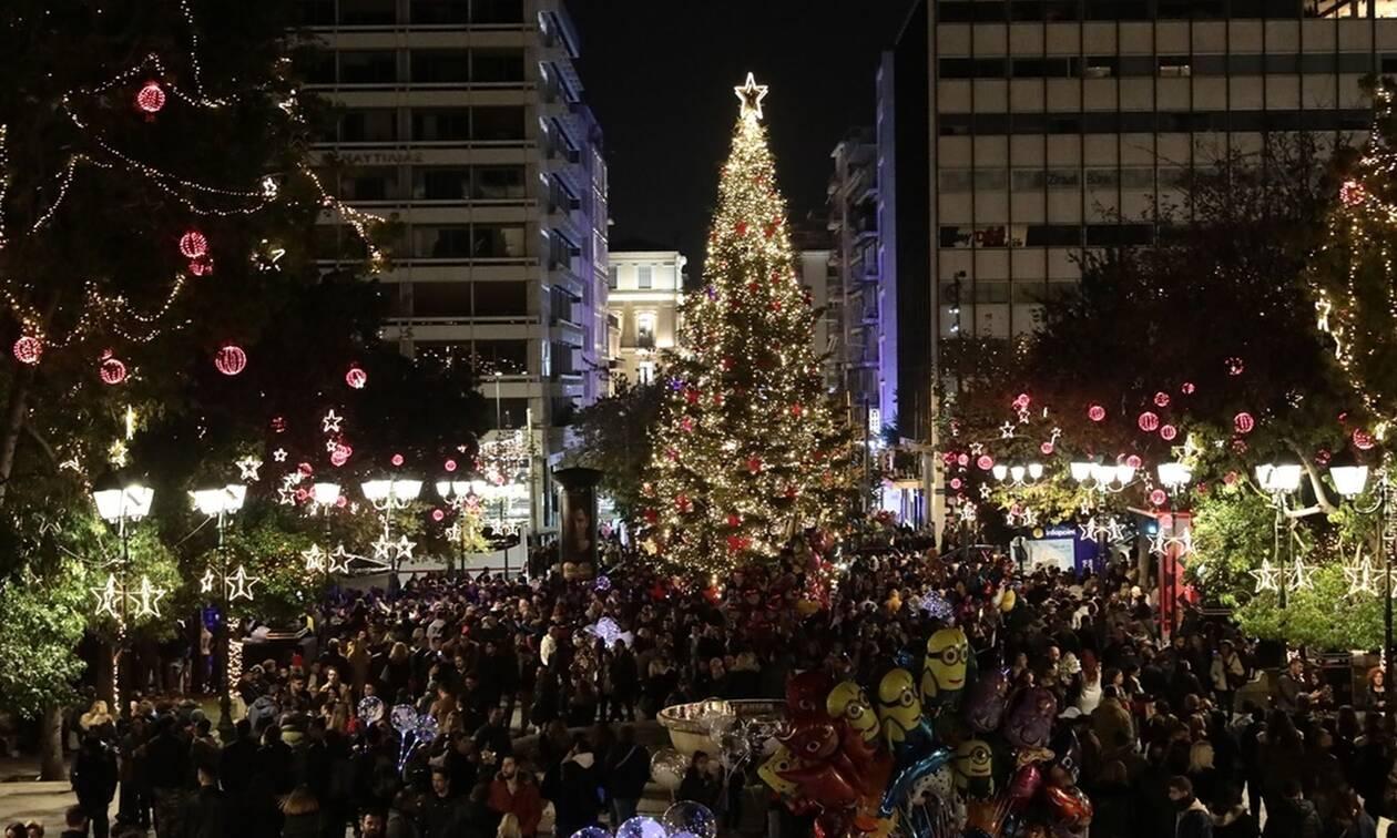Παραμονή Πρωτοχρονιάς: Φαντασμαγορικές εκδηλώσεις για την υποδοχή του νέου έτους