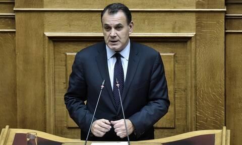 Παναγιωτόπουλος: Πάντα έτοιμοι να υπερασπιστούμε τα κυριαρχικά μας δικαιώματα