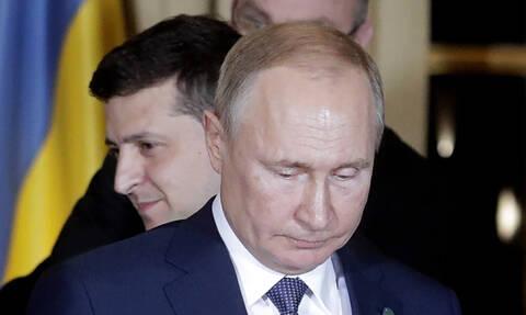 Путин и Зеленский стали главными медиаперсонами 2019 года