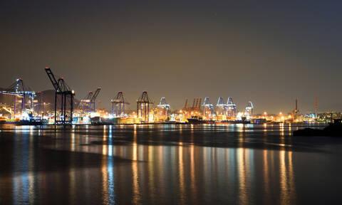 Το «Olympus» είναι το πρώτο πλοίο του 2020 στο λιμάνι του Πειραιά
