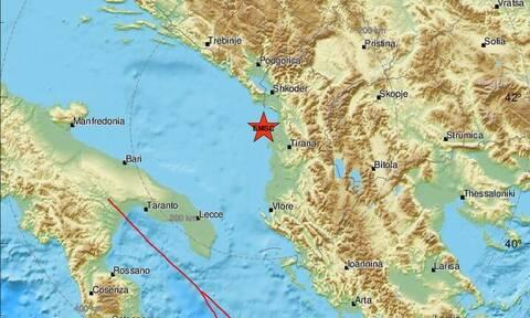 Σεισμός στην Αλβανία (pics)