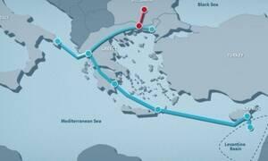 EastMed: «Πέφτουν» οι υπογραφές για τον αγωγό των 1.872 χλμ. - Στα… κάγκελα ο Ερντογάν
