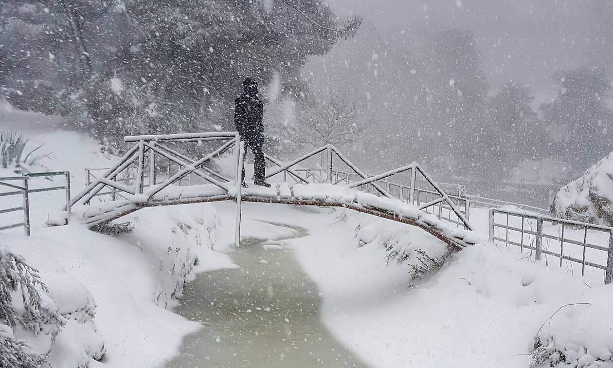 Καιρός: Νέα κακοκαιρία προ των πυλών - Πού θα χτυπήσει με χιόνια και κρύο
