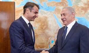 Eastmed: Το πρόγραμμα του Πρωθυπουργού - Οι συναντήσεις με Νετανιάχου - Αναστασιάδη