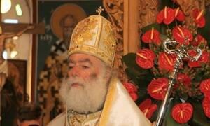Αίγυπτος: Στον Οίκο Ευγηρίας της Ελληνικής Κοινότητας Αλεξανδρείας ο Πατριάρχης Θεόδωρος