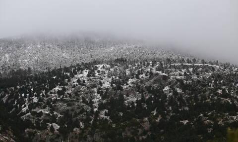 Καιρός: Νέο κύμα ψύχους σαρώνει την Ελλάδα - Χιόνια, βροχές και θυελλώδεις άνεμοι