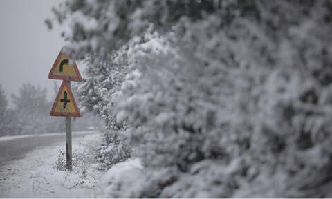 Καιρός: Καταφθάνει νέο κύμα πολικού ψύχους - Αυτές οι περιοχές θα «θαφτούν» στο χιόνι
