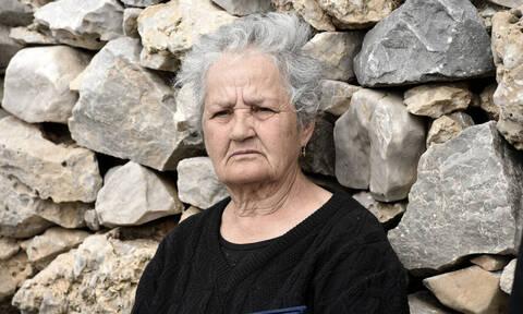 ΤΩΡΑ: Βρέθηκε ζωντανή η Κυρά-Ρηνιώ της Κινάρου