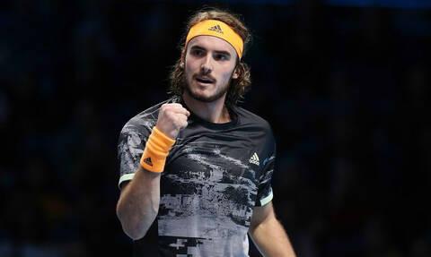 Η νέα διοργάνωση τένις που συμμετέχει η Ελλάδα με αρχηγό τον Τσιτσιπά!