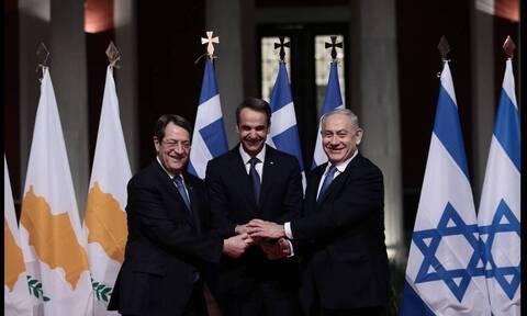 Νετανιάχου: Ιστορική μέρα - Το Ισραήλ γίνεται μια ισχυρή ενεργειακή χώρα