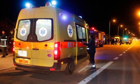ΤΩΡΑ: Τροχαίο στην Αθηνών - Λαμίας - Σφοδρή σύγκρουση φορτηγού με αυτοκίνητο
