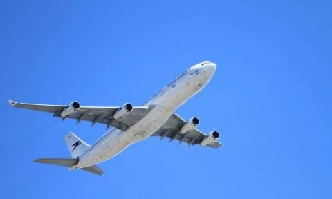 Πτήση - τρόμου: Αδιανόητη πράξη επιβάτη - Τεράστιος κίνδυνος για όλους (pics)
