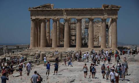 Ακρόπολη: Κλειστή για τρεις ώρες την Παρασκευή λόγω Νετανιάχου