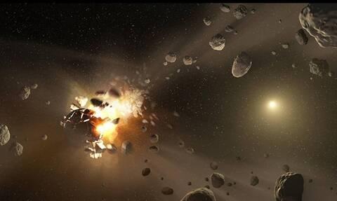 Τρόμος στη NASA: Σμήνος αστεροειδών απειλούν τη γη – Μια ανάσα από τον πλανήτη μας (pics)