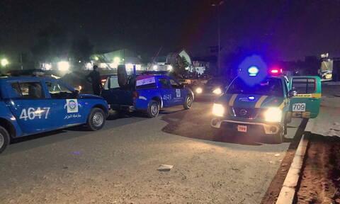 Ιράκ: Οχτώ νεκροί από επίθεση με ρουκέτες κοντά στο αεροδρόμιο της Βαγδάτης