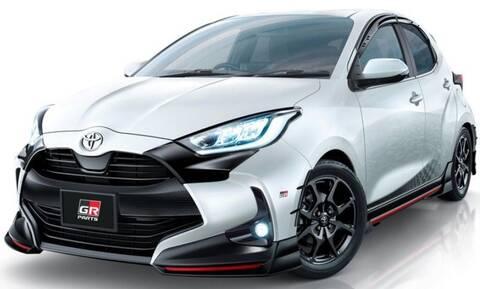 Φοβερό body kit από την TRD για το νέο Toyota Yaris