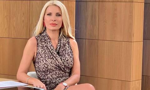 Ελένη Μενεγάκη: Έχεις δει το σπίτι της; Δες που ζει η «βασίλισσα» της ελληνικής τηλεόρασης
