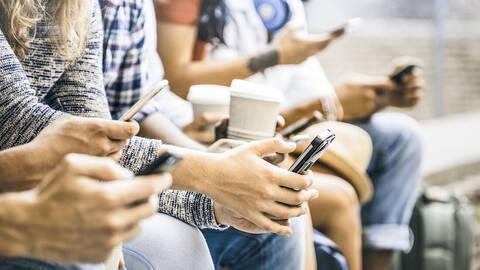 Δες αν έχεις πρόβλημα εξάρτησης από το κινητό σου