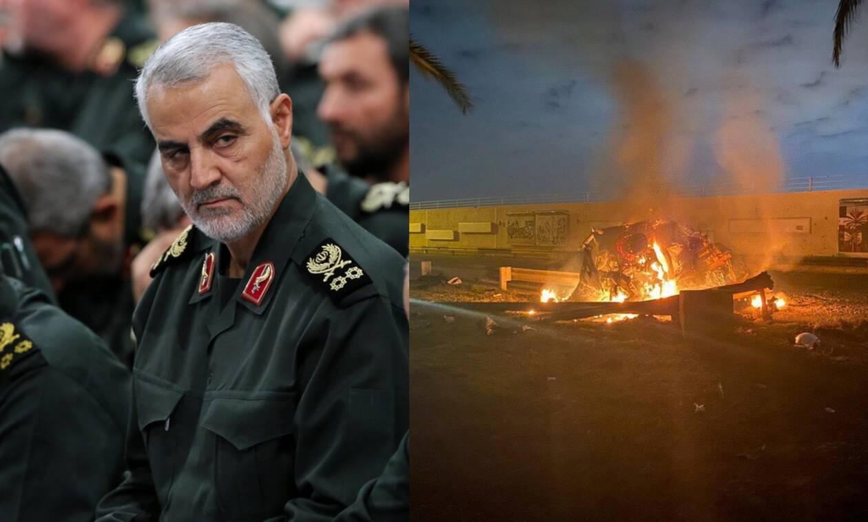 Δολοφονία Σουλεϊμανί: Εκδίκηση υπόσχεται το Ιράν - Αποσύρουν τους Αμερικανούς πολίτες οι ΗΠΑ