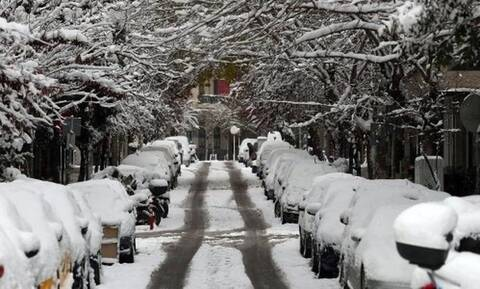 Καιρός: Προσοχή! Έκτακτη προειδοποίηση για τριήμερο με πυκνές χιονοπτώσεις και απαγορευτικό...