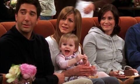 Friends: Επικό τρολάρισμα από ηθοποιό 16 χρόνια μετά! (pics+vid)
