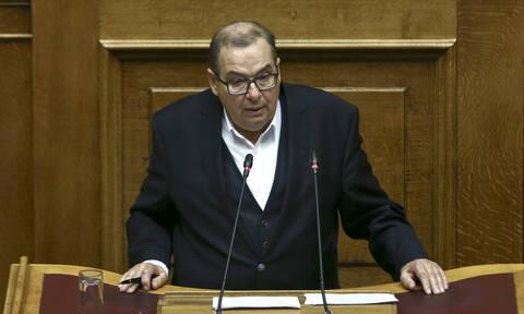 ΣΟΚ! Πέθανε ο πρώην βουλευτής του ΣΥΡΙΖΑ Αντώνης Μπαλωμενάκης
