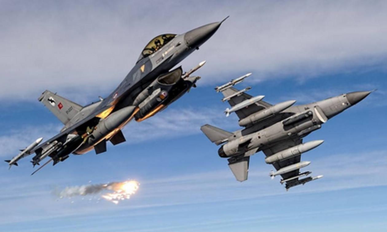 Χαμός στο Αιγαίο: Μπήκαν οπλισμένοι οι Τούρκοι πιλότοι - Τους πήραν στο... κυνήγι οι Έλληνες
