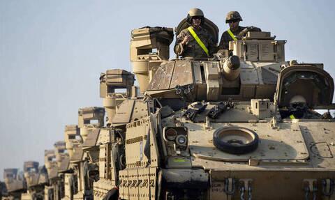«Φλέγεται» η Μέση Ανατολή! Στέλνουν στρατό οι ΗΠΑ - Ένα βήμα πριν τον πόλεμο
