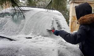 Καιρός: «Κυκλώνει» την Ελλάδα ο «Ηφαιστίων» - Πού και πότε θα χτυπήσει ο χιονιάς