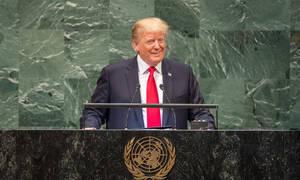 Τραμπ: Σκότωσα τον Σουλεϊμανί για να σταματήσω και όχι να ξεκινήσω τον πόλεμο