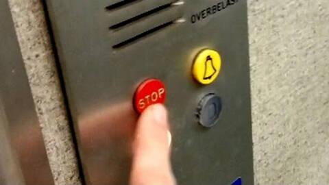 Θα σοκαριστείς: Ξέρεις για ποιο λόγο υπάρχει «STOP» στα ασανσέρ;