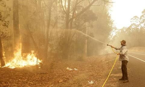 Αυστραλία: Πύρινη κόλαση χωρίς τέλος - Και ο στρατός στη μάχη με τις φλόγες