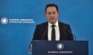 Πέτσας: Μετά τον εκλογικό νόμο οι ανακοινώσεις για τον Πρόεδρο της Δημοκρατίας