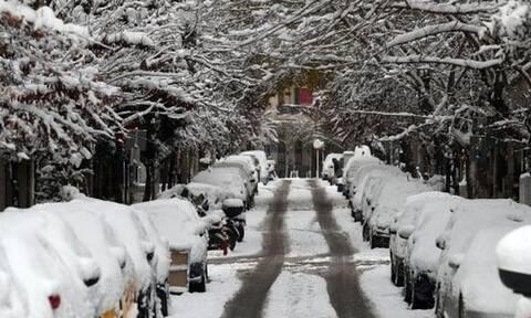 Καιρός: Δεν αποκλείει χιονόπτωση και μέσα στην Αθήνα. Η πρόγνωση του Δημήτρη Ζιακόπουλου...