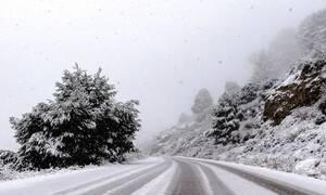 Καιρός: Προσοχή! Πού θα χιονίσει τις επόμενες ώρες. Προειδοποίηση για χιόνια και στην Αθήνα