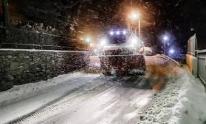 Καιρός: Ξεκίνησε η επέλαση του «Ηφαιστίωνα» - Καρέ-καρέ η εξέλιξη της κακοκαιρίας - Πού θα χιονίσει
