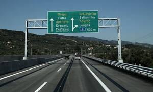 Ηφαιστίων: «Ανοίγουν» για λίγο Ολυμπία και Ιόνια Οδός για τα φορτηγά