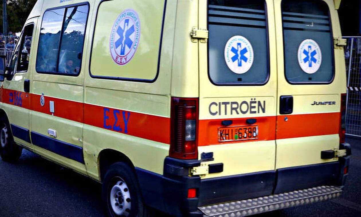Κοζάνη: Νεκρός 50χρονος οδηγός στα Σέρβια - Το ΙΧ του «καρφώθηκε» σε δένδρο