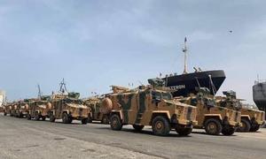 Ερντογάν: Η Τουρκία ξεκίνησε την αποστολή στρατευμάτων στην Λιβύη