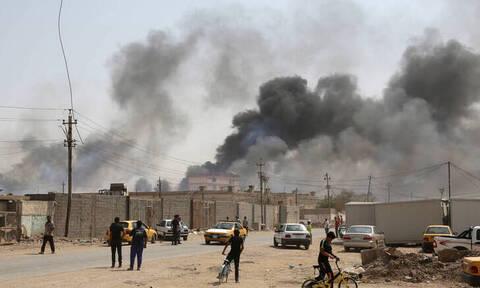 Ρουκέτες κοντά στην αμερικανική πρεσβεία της Βαγδάτης