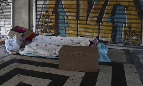 «Ηφαιστίων»: Οι θερμαινόμενοι χώροι στην Αθήνα για τους αστέγους