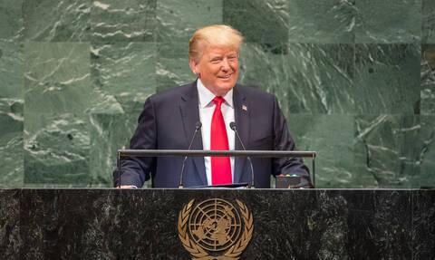 Ο Τραμπ προειδοποιεί το Ιράν: Εάν μας χτυπήσετε θα απαντήσουμε δυσανάλογα